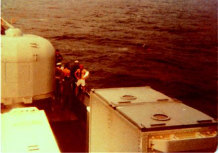 North Atlantic Initiation